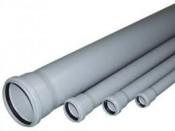 Труба внутр.канализац.РР диам. 50 длин. 1000мм ст.1,8 КТП (40)