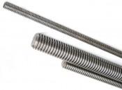Шпилька резьбовая М22х2000 DIN 975 кл.проч.4,8 цинк