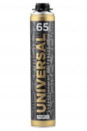 Пена монтажная PROFFLEX UNIVERSAL 65л 850мл (900гр) (12шт)