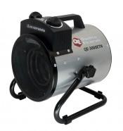Пушка тепловая электрическая QUATTRO ELEMENTI QE-3000 ETN (1,5 / 3кВт, 220В, 390 м3/час) — цилиндр