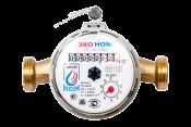 Счетчик воды универсальный ЭКО НОМ-15-110+КМЧ-15