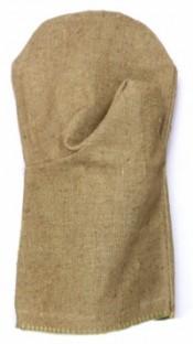 Рукавицы брезентовые с двойным наладонником (плотность 460/480) (1/20)